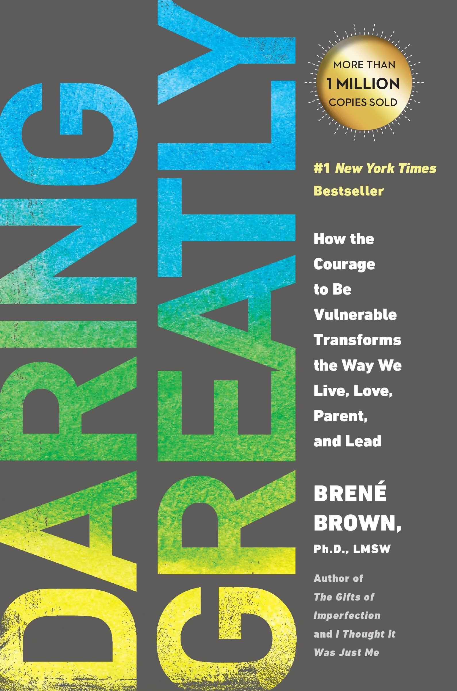 Daring-Greatly-by-Brene-Brown - Gilstrap and Associates Book Recommendation